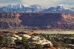bild Colorado Plateau Utah Abgruende