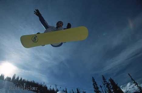 Bild Snowboard Ferien