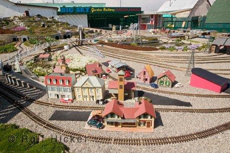 Bild Big Sky Garden Railway Attraktionen