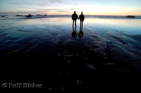 Bild Paar Am Strand