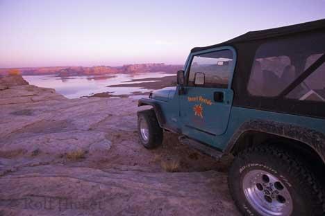 Bild Lake Powell Jeeptour