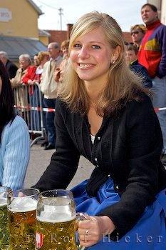 Bild Frauenbild Urlaub Bayern