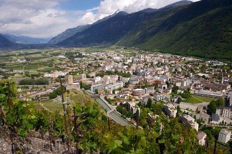 Bild Martigny Schweiz