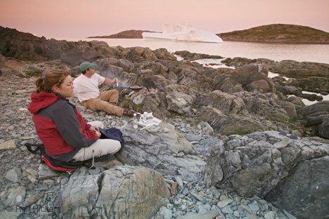 Bild Eisberg Neufundland Reise Outdoor
