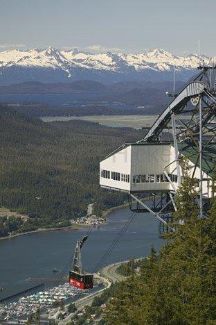 Bild Juneau Alaska Juneau Gastineau Channel