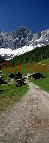 Bild Dachstein Alpen Weg Panorama